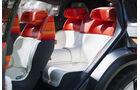 Citroen Aircross Concept, Rücksitzbank