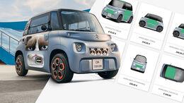 Citroen Ami Faab Fabricauto Individual Design
