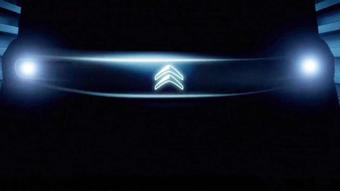 Citroen Ami One Teaser