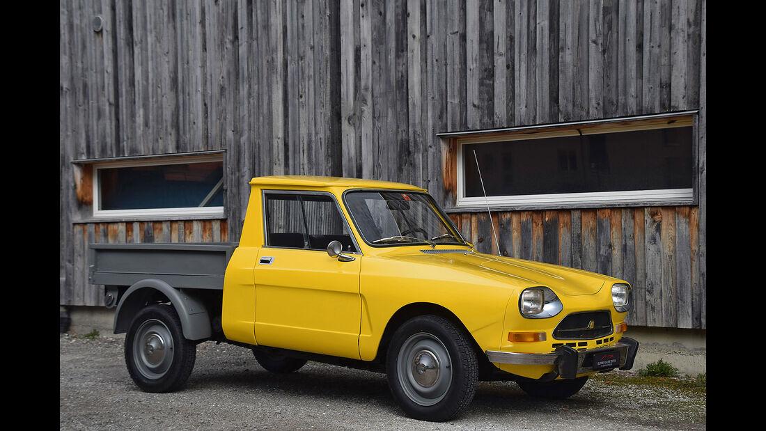 Citroen Ami Super Pickup Oldtimer Auktion Toffen