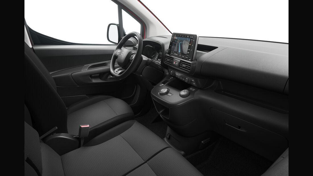 Citroen Berlingo 2018, Kastenwagen