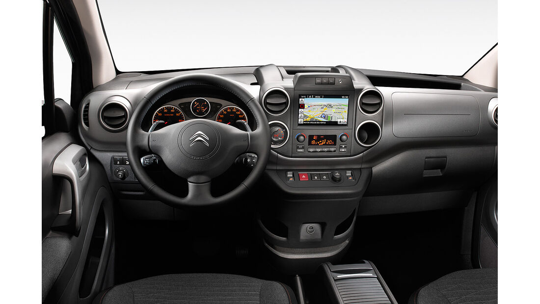 Citroen Berlingo Facelift