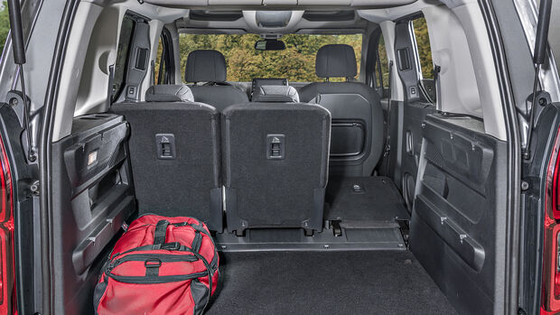Citroen Berlingo PureTech 110 Shine, Interieur
