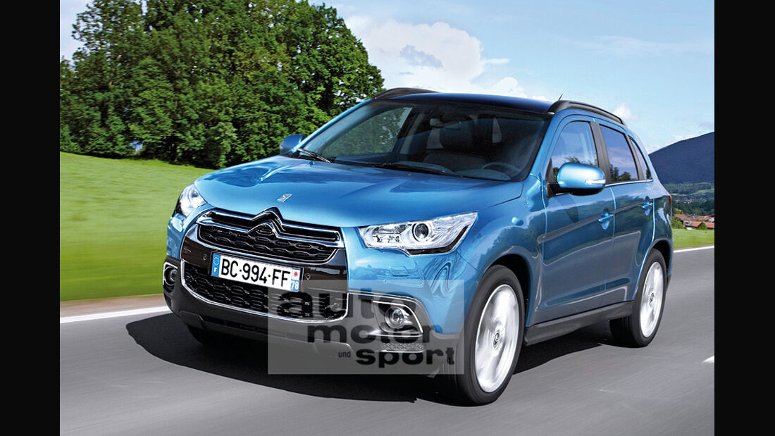 Citroen C-Crossback