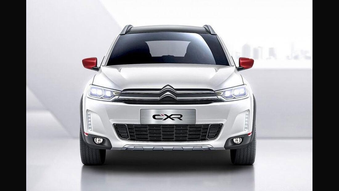 Citroen C-XR Auto China 2014 Peking