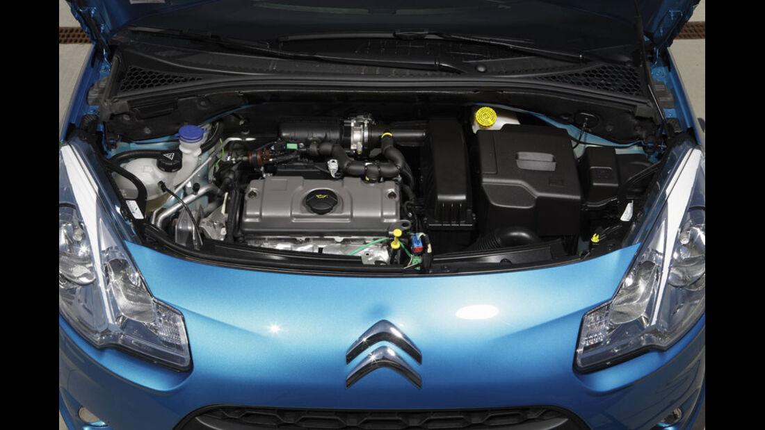 Citroen C3 1.1, Motor