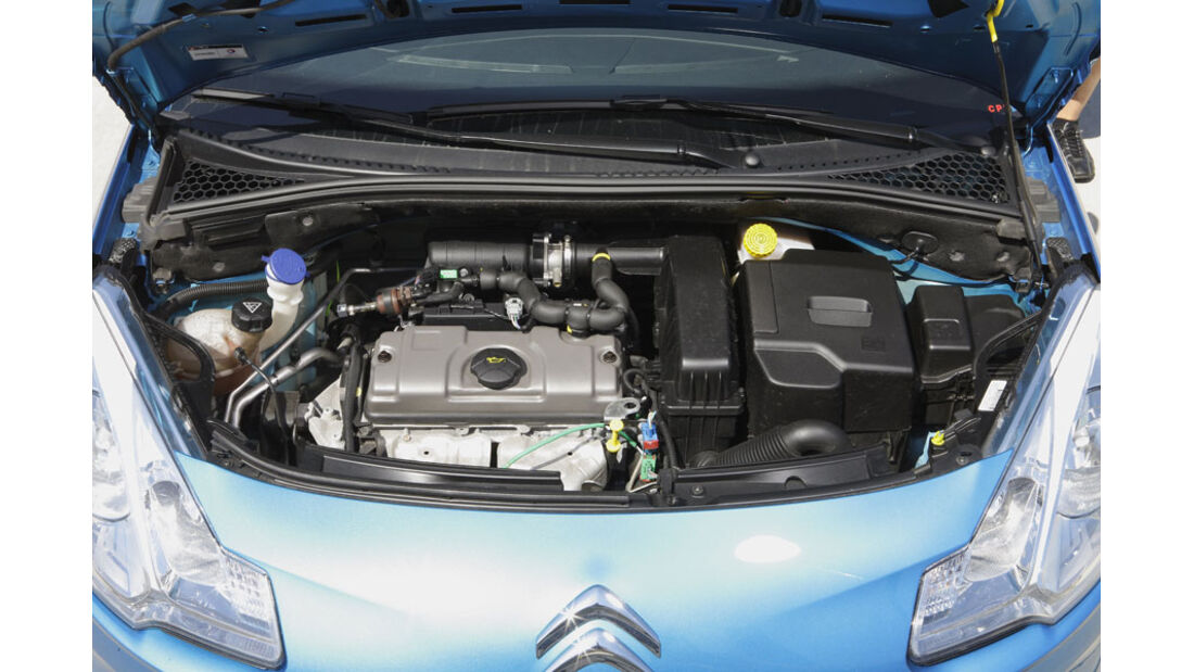 Citroen C3 1.4, Motor