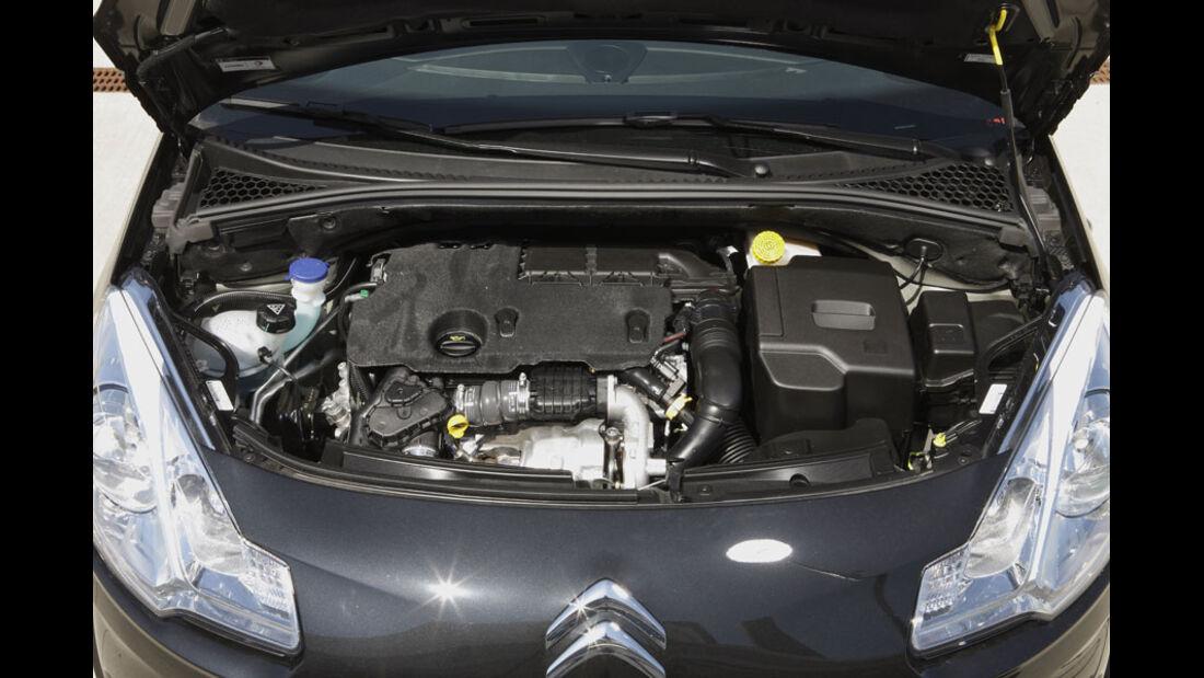 Citroen C3 110 FAP, Motor