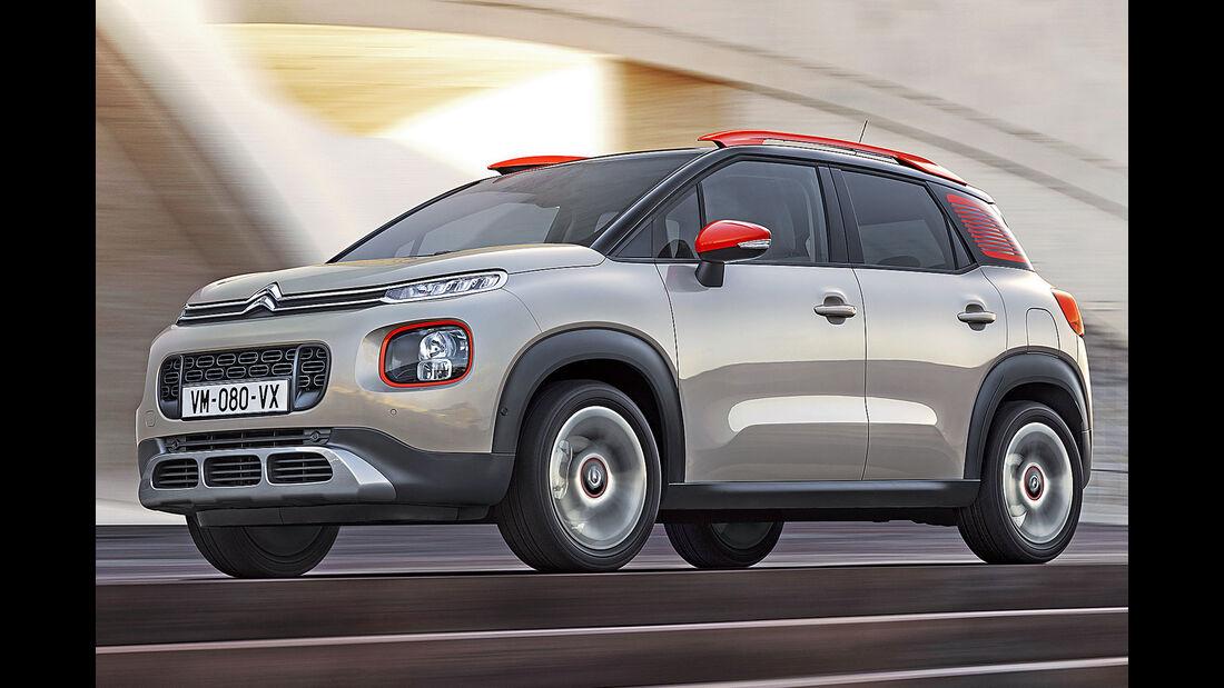 Citroen C3 Aircross, Best Cars 2020, Kategorie I Kompakte SUV/Geländewagen