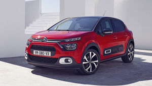 Citroen C3 Facelift 2020