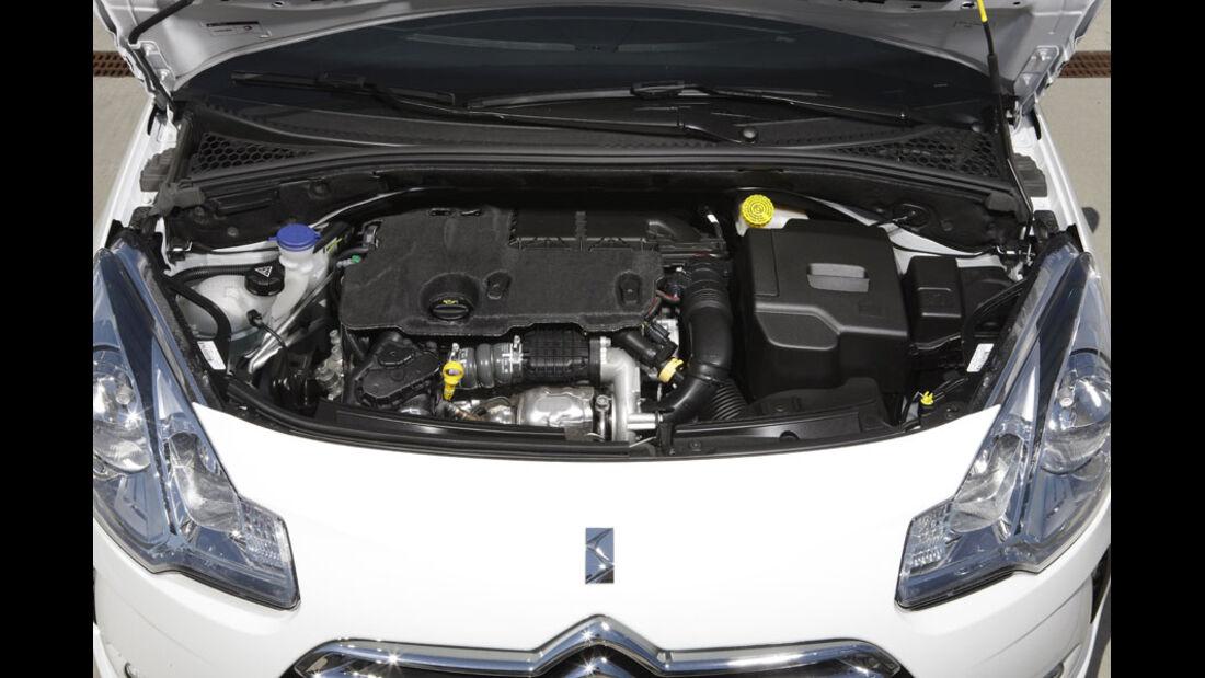 Citroen C3 HDi 90 FAP 99G, Motor