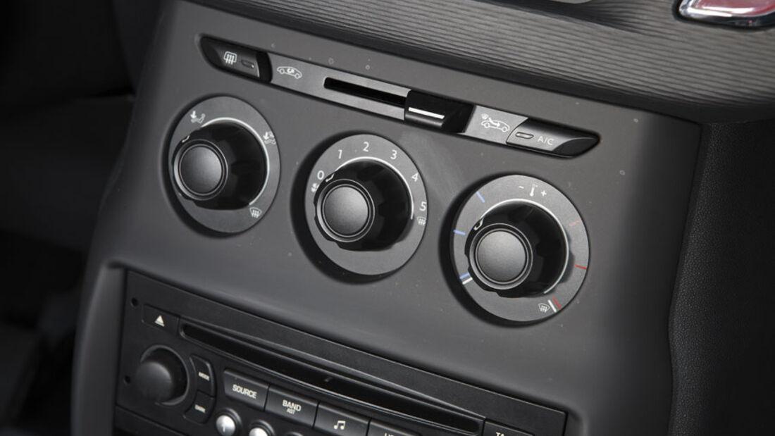 Citroen C3, Klimaanlage