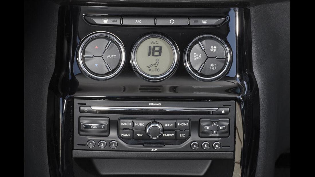 Citroen C3, Klimaautomatik