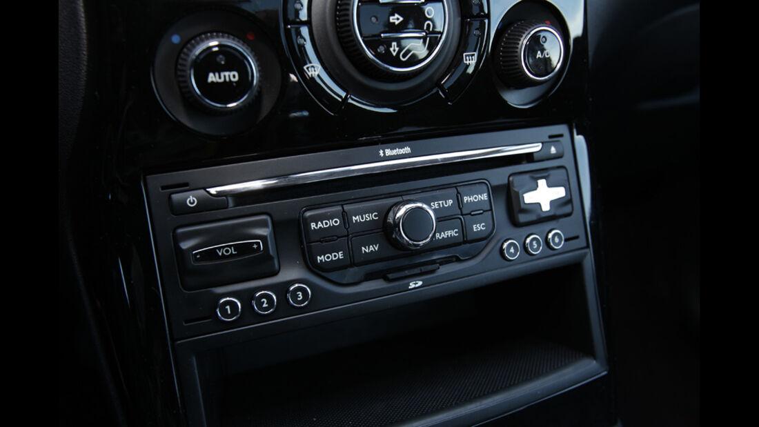 Citroen C3 Picasso Hdi 90, Radio