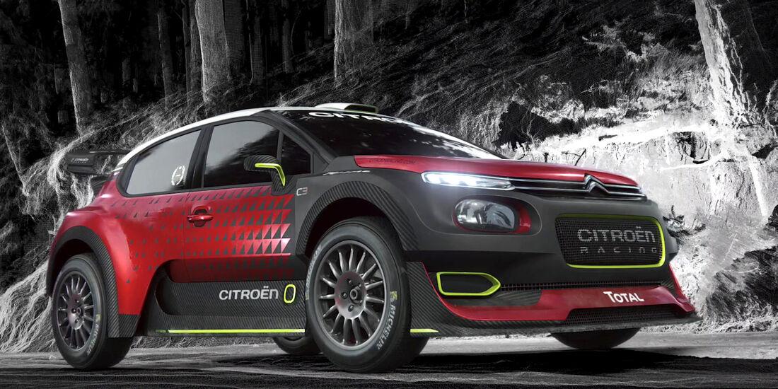 Citroen C3 WRC 2017