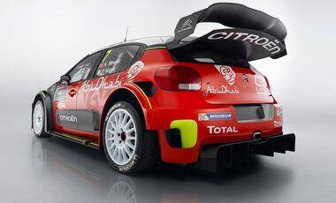 Neue Rallye-Autos 2017