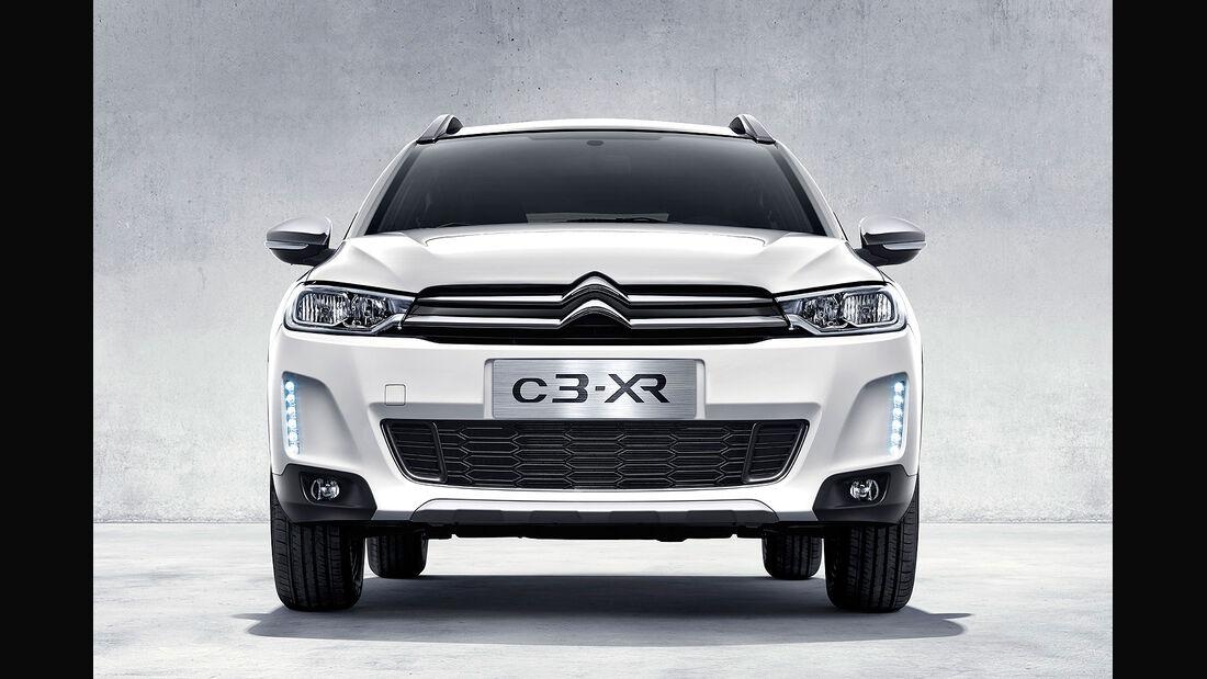 Citroen C3-XR China