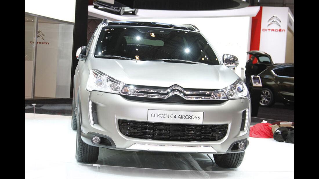 Citroen C4 Aircross Auto-Salon Genf 2012