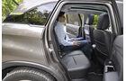Citroen C4 Aircross, Innenraum-Check, Sitzposition Fond
