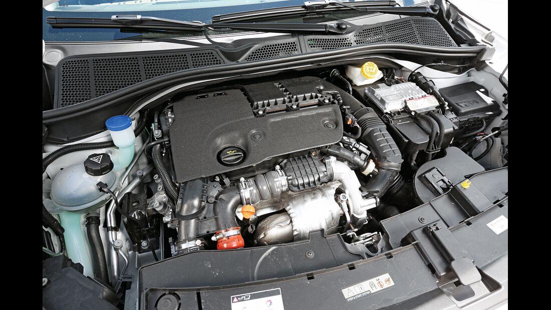 Citroen C4 Cactus Blue HDI 100, Motor