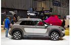 Citroen C4 Cactus, Genfer Autosalon, Messe 2014