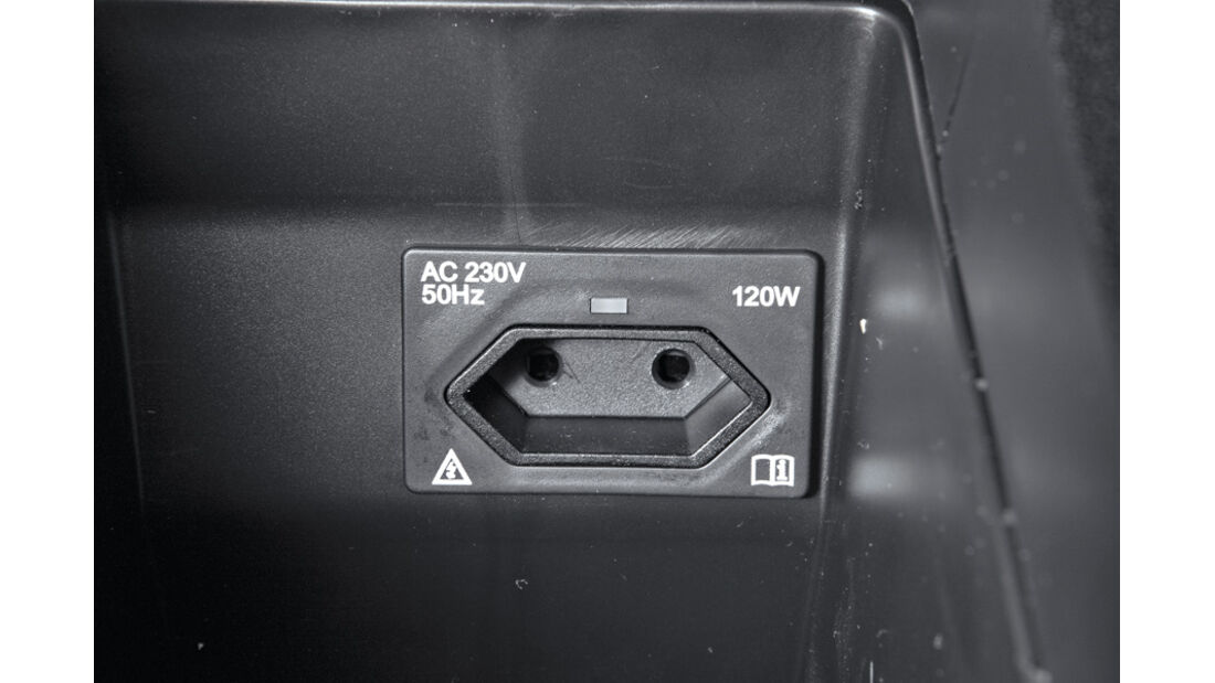 Citroen C4, Citroen DS4, 230V-Steckdose