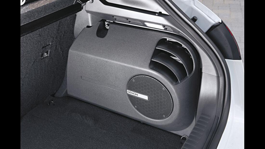 Citroen C4, Citroen DS4, Hifi-System