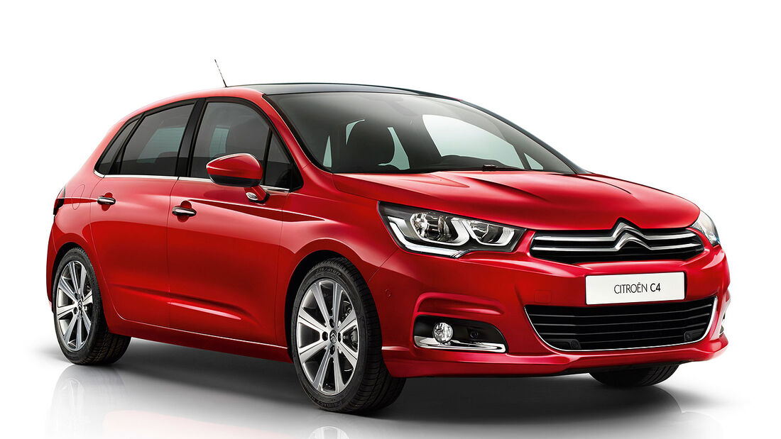 Citroen C4 Facelift