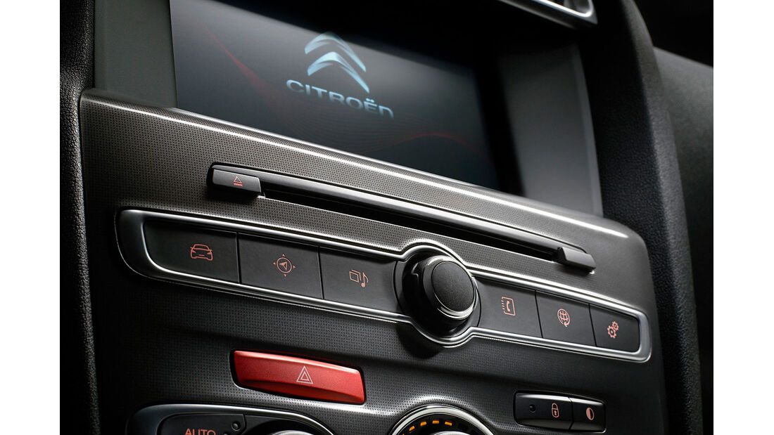 Citroen C4 Facelift