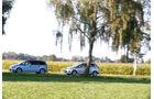 Citroen C4 Grand Picasso, Ford Grand C-Max