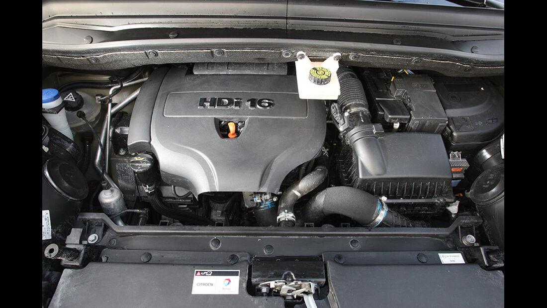 Citroen C4 Grand Picasso HDi 165, Motor