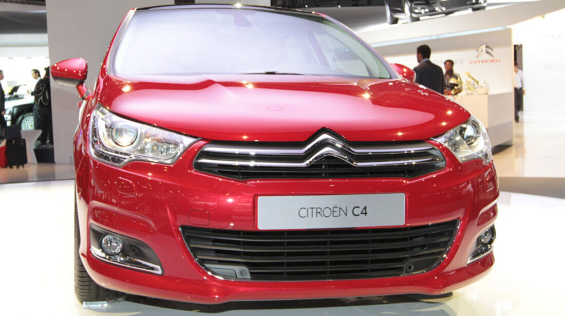 Citroen C4 Paris 2010