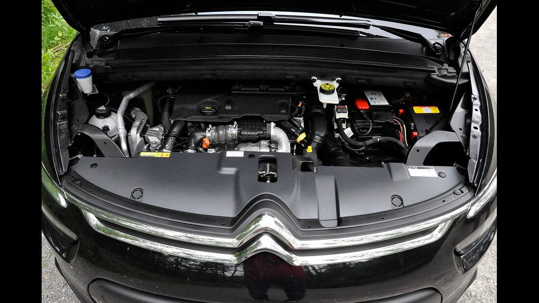 Citroen C4 Picasso, Motor
