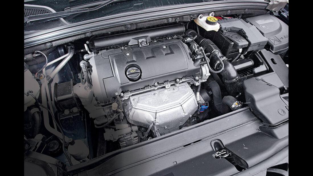 Citroen C4 Vti 120, Motor