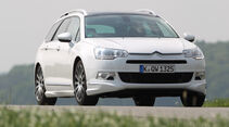 Citroen C5 HDi 200 Tourer by Carlsson, Frontansicht