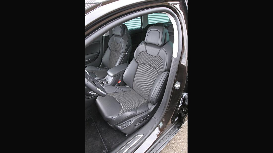 Citroen C5 Tourer HDI 165, Fahrersitz