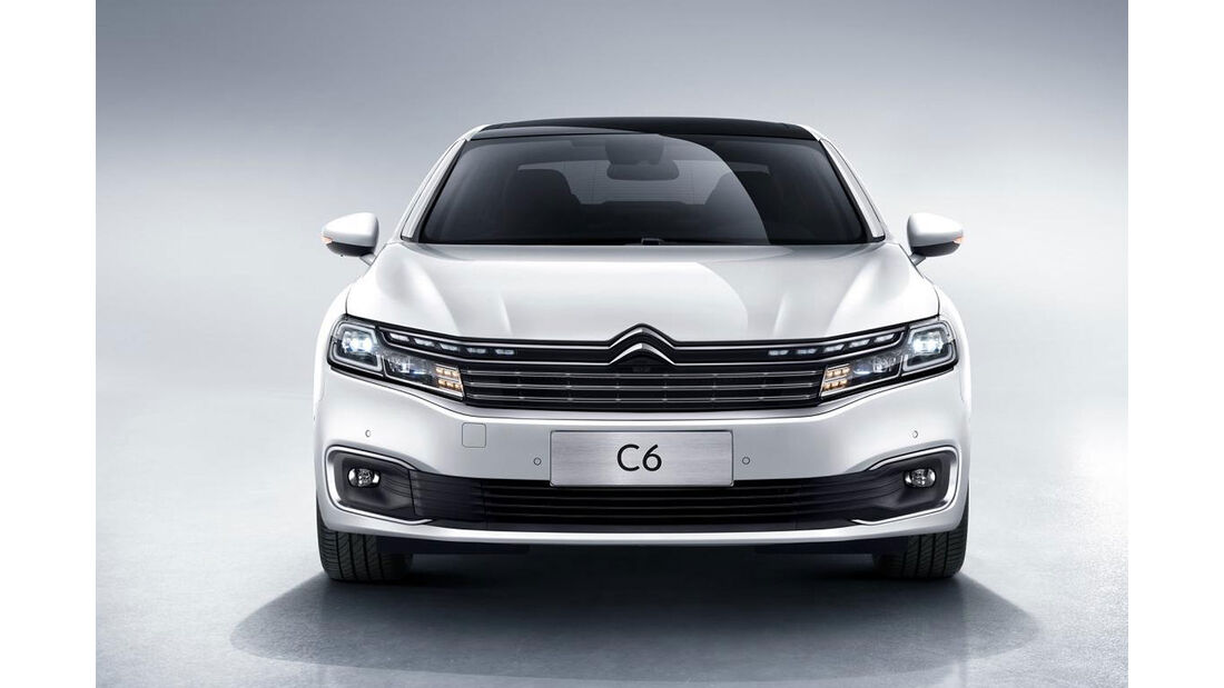 Citroen C6 China