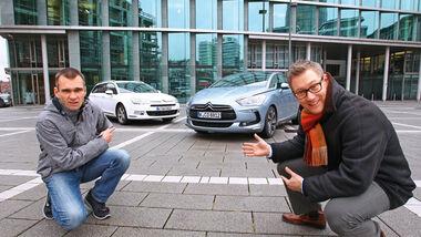 Citroen C6, Jörn Thomas, Jens Katemann