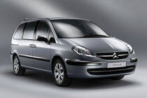 Citroen C8 Facelift 2012
