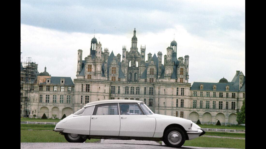 Citroen DS 19, Baujahr 1963