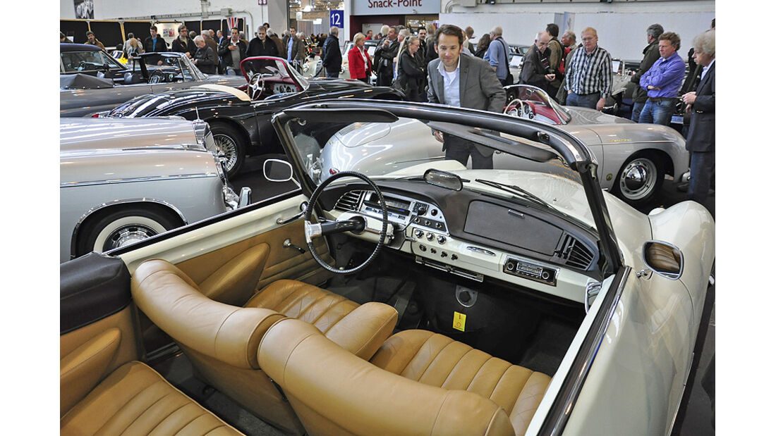 Citroen DS 19 Cabriolet