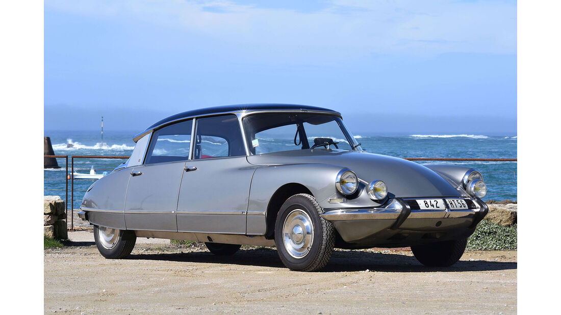 Citroen DS 19A Pallas (1967)