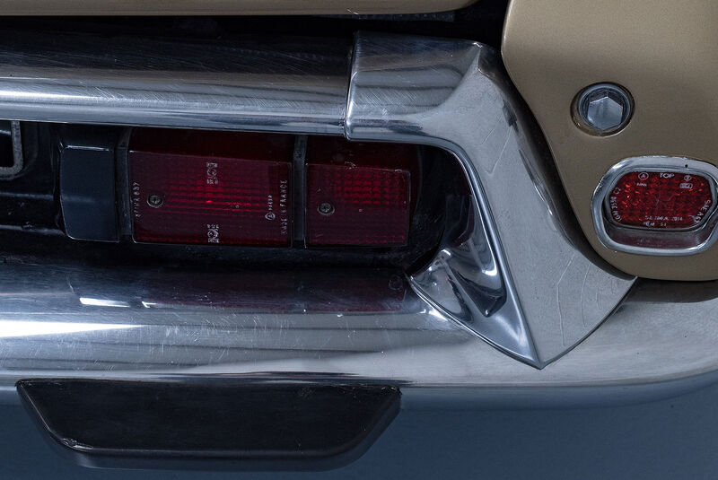 Citroen DS mit Elektroantrieb