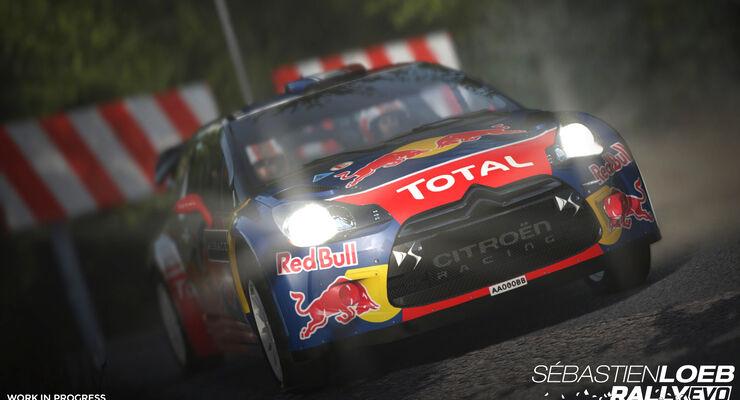 Citroen DS3 2012 - Screenshot - Sebastien Loeb Rally Evo