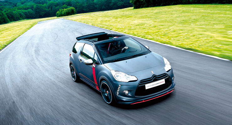 Citroen DS3 Cabrio Racing, Tuning World Bodensee 2014