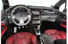 Citroen DS3, Cockpit, Innenraum