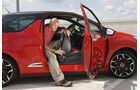 Citroen DS3, Easy-Entry