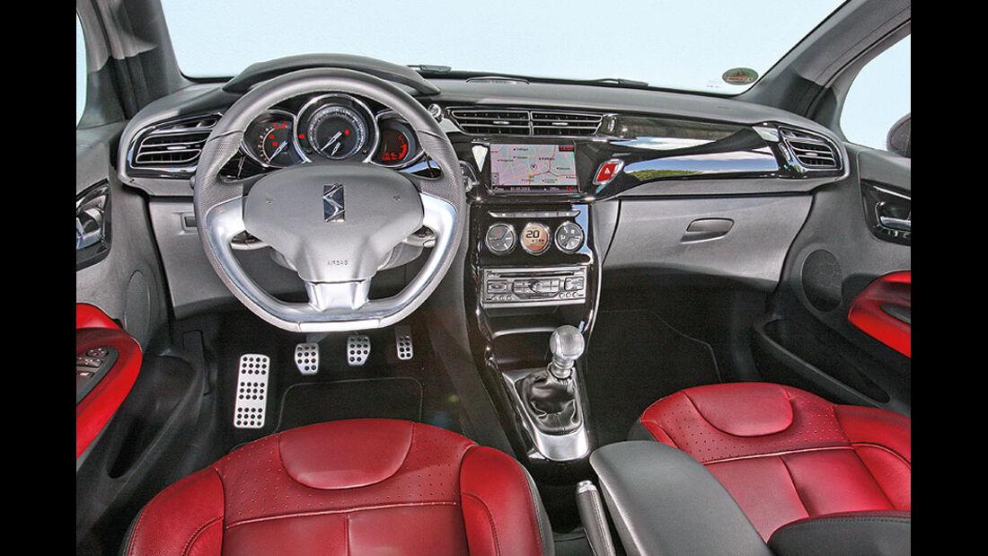 Citroen DS3 Interieur