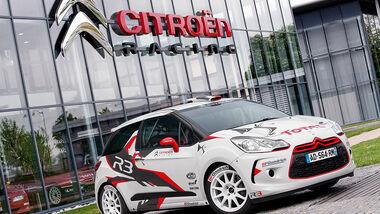 Citroen DS3 R3, Rallyeauto