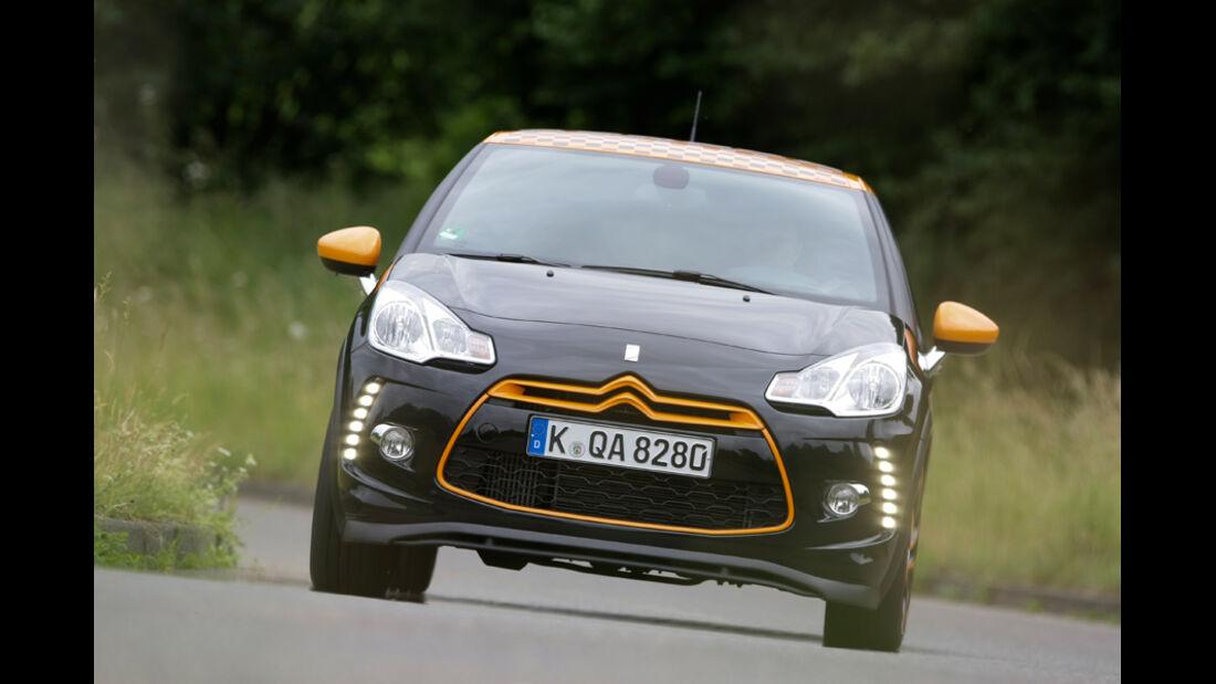 Citroen DS3 Racing, Frontansicht